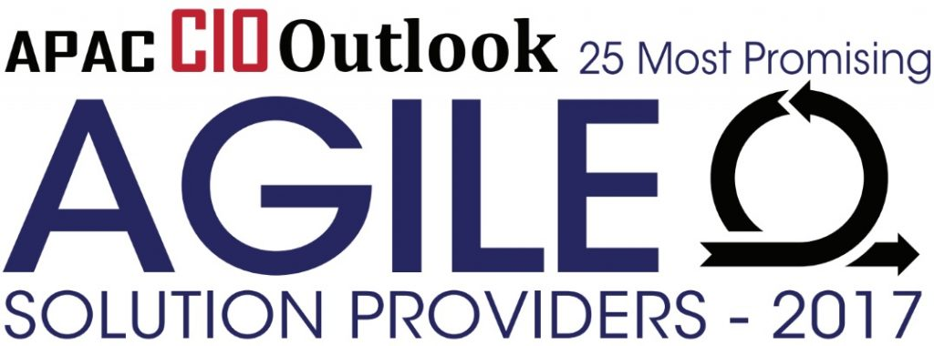 APAC CIO Outlook Agil Providers Award