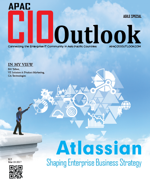 CIO Outlook APAC magazine feature on Digital Rehab